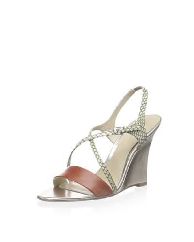 Elie Tahari Women's Chelsea Wedge Sandal