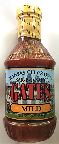 Gates Bar-B-Q Sauce (Mild) (Bbq Sauce From Hell compare prices)