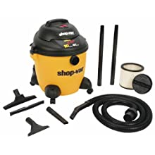 Shop-Vac 962-10-00 Ultra Plus Wet Dry Vacuum 10-Gallon 4-HP