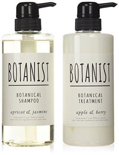 【セット】BOTANIST ボタニスト ボタニカル シャンプー490ml&コンディショナー490ml