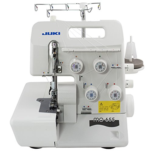 Juki Pearl Line MO-655 2/3/4/5 Thread Serger by JUKI (Juki Mo 655 compare prices)