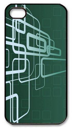 Data Upload13 Custom iPhone 4s/4 Case Cover Polycarbonate Black by icecream design