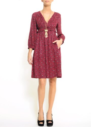 Mango Women's Dress Bird
