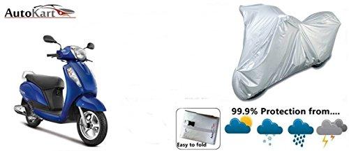 Autokart Suzuki Access 125 Body cover Water & Dust Proof@205 Rs [Mrp