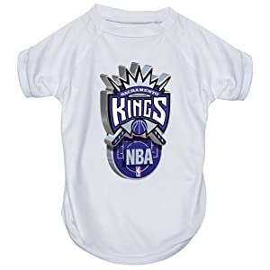 Hunter MFG Sacramento Kings Performance T-Shirt, Large by Hunter
