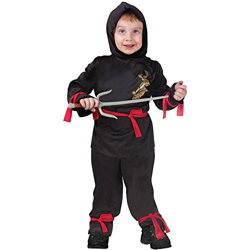 Lil Ninja Toddler Costume