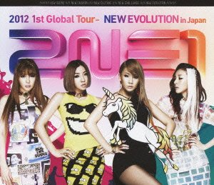 [MKV / Blu-Ray / 720p] 2NE1 – 2NE1 2012 1st Global Tour – New Evolution in Japan