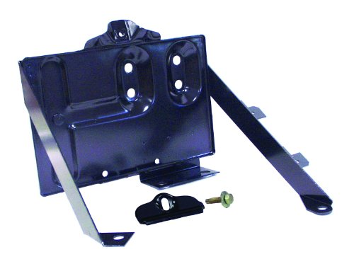 Crown Automotive  5764665K Black Battery Tray kit