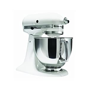 kitchenaid artisan stand mixer kitchen dining