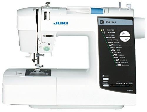 JUKI 電子ミシン 『kalos』 取扱説明DVD・ハードケース付き HZL-K10