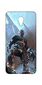 Vogueshell Call Of Duty Printed Symmetry PRO Series Hard Back Case for Yu Yunicorn