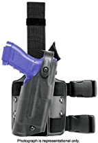 Safariland 6304 ALS Tactical Leg Holster, OD Green, Right Hand, Glock 17/22 with ITI M3