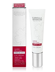 Formula Advanced Super Peptides Firm & Lift Eye Cream 15ml