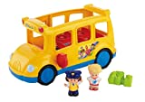 Fisher Price Little People Lil Movers School Bus