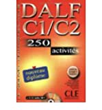 img - for Le Nouvel Entrainez-Vous: Nouveau Dalf C1/C2 - 250 Activites - Livre & CD MP3 (Nouvel Entrainez-Vous) (Mixed media product)(French) - Common book / textbook / text book