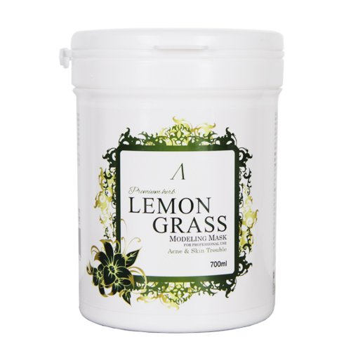700Ml Premium Modeling Mask Powder Pack Lemongrass For Acne And Skin Trouble