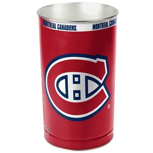 Wincraft 8010071-X Montreal Canadiens Wastebasket