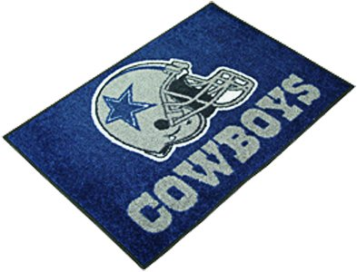 Fan Mats Dallas Cow Starter Mat