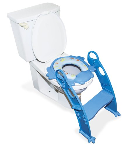 Karibu Baby Cushion Step Potty, Blue