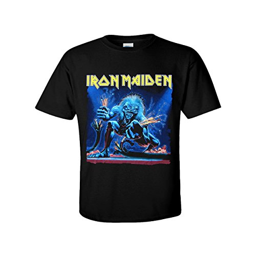 Iron Maiden - A Real Live One Band T-Shirt (M)