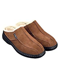 Orthofeet Asheville Mens Slippers