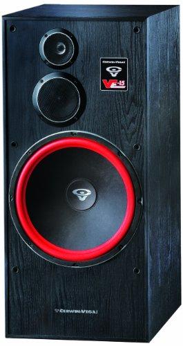 "Cerwin Vega! Ve-15 15"" 3-Way Tower Speaker (1)"