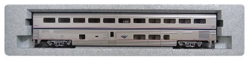 Kato USA Model Train Products #32032 Amtrak Superliner Sleeper Phase IVB Train Car by Kato Trains