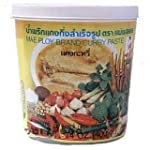 Mae Ploy Thai Yellow Curry Paste - 14...