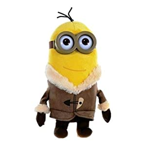 32cm Ice Village Kevin Minions Soft Toy