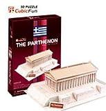 3D立体パズル パルテノン神殿