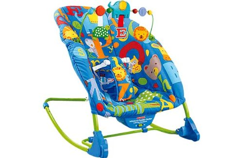 Fisher-Price Deluxe Infant to Toddler Comfort