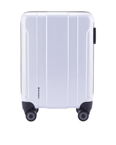 Hideo Wakamatsu Twin Carry-On, White