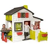 Smoby - 310209 - Jeu de Plein Air et Sport - Maison - Friends House