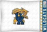 Kentucky Wildcats Locker Room Pillow Case NCAA