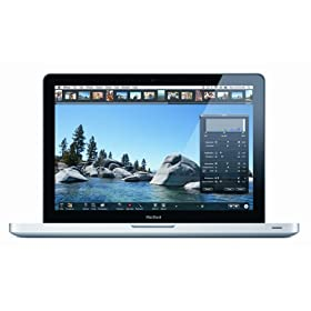 41kTIkjacpL. SL500 AA280  Apple MacBook MB466LL/A 13.3 Inch Laptop   $1,294 Shipped