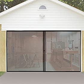 Garage Door Screen Single These Ingenious Yet Practical Screens Let
