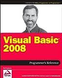 Visual Basic 2008 Programmer's Reference