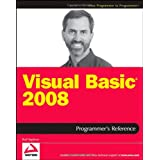Visual Basic 2008 Programmer's Reference (Programmer to Programmer)by Rod Stephens