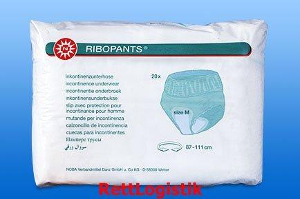 Erwachsenenpants Inkontinenzhose Windelnhose für Erwachsenen 14 Stück, Gr. XL, 148 - 173 cm Beckenumfang