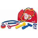 Doctor 7 Pcs Medical Set And Carry Caseby Simba