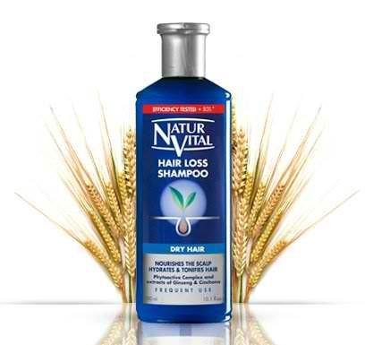 CHAMPU ANTICAIDA cabello seco 300 ml