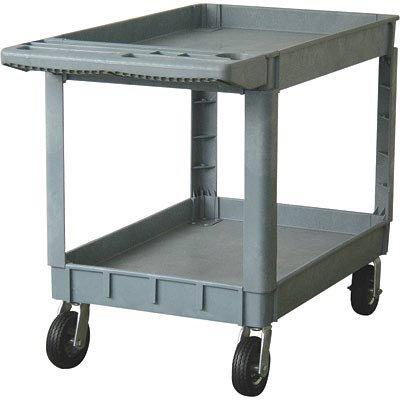 Northern Industrial 2-Shelf Plastic Service Cart, Model# SC-9502P6