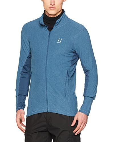 Haglöfs Forro Polar Mid Layer Micro Fleece Azul