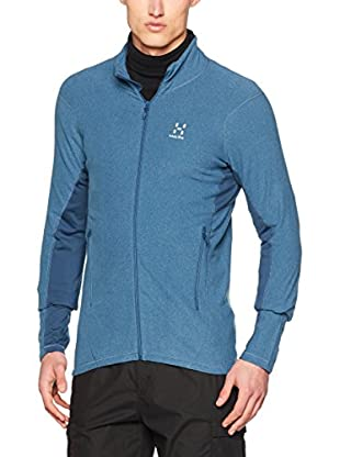 Haglöfs Forro Polar Mid Layer Micro Fleece (Azul)