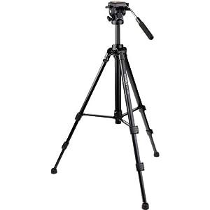 for Canon EF 28-135mm f//3.5-5.6 is Image Stabilizer USM Professional Dual Handle Aluminum 67 Tripod Bubble Level