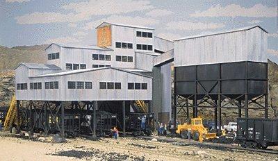 Imagen de Walthers Cornerstone Series Kit HO Escala de New River Mining Company y Accesorios