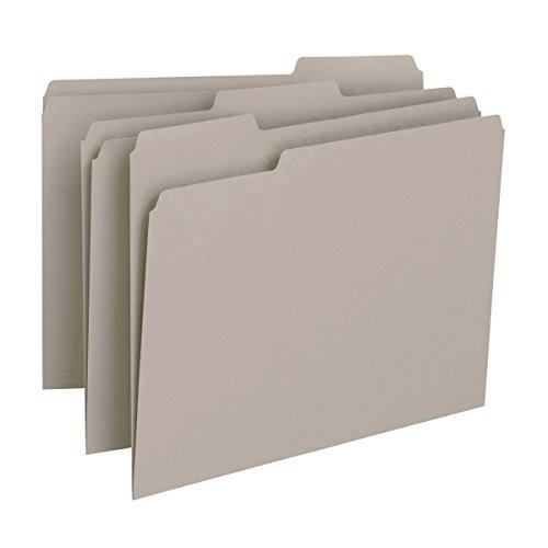 smead-file-folder-1-3-cut-tab-letter-size-gray-100-per-box-12343