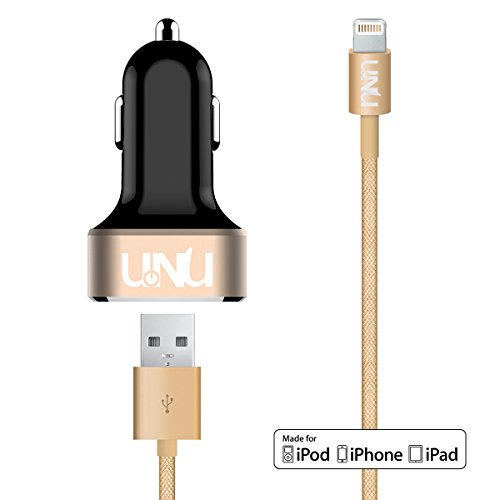 UNU iPhone 6 Plus Accessories Bundle - 5.1 A/25.5W