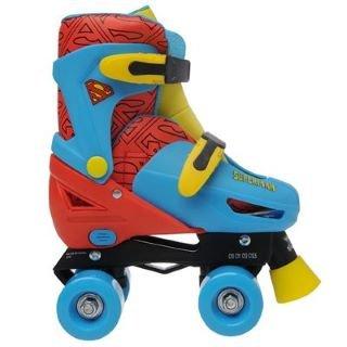 Superman Quad Skates Junior