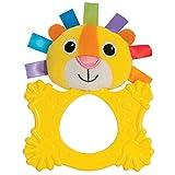 Lamaze Baby Teether Toy, Logan the Lion Teethimal
